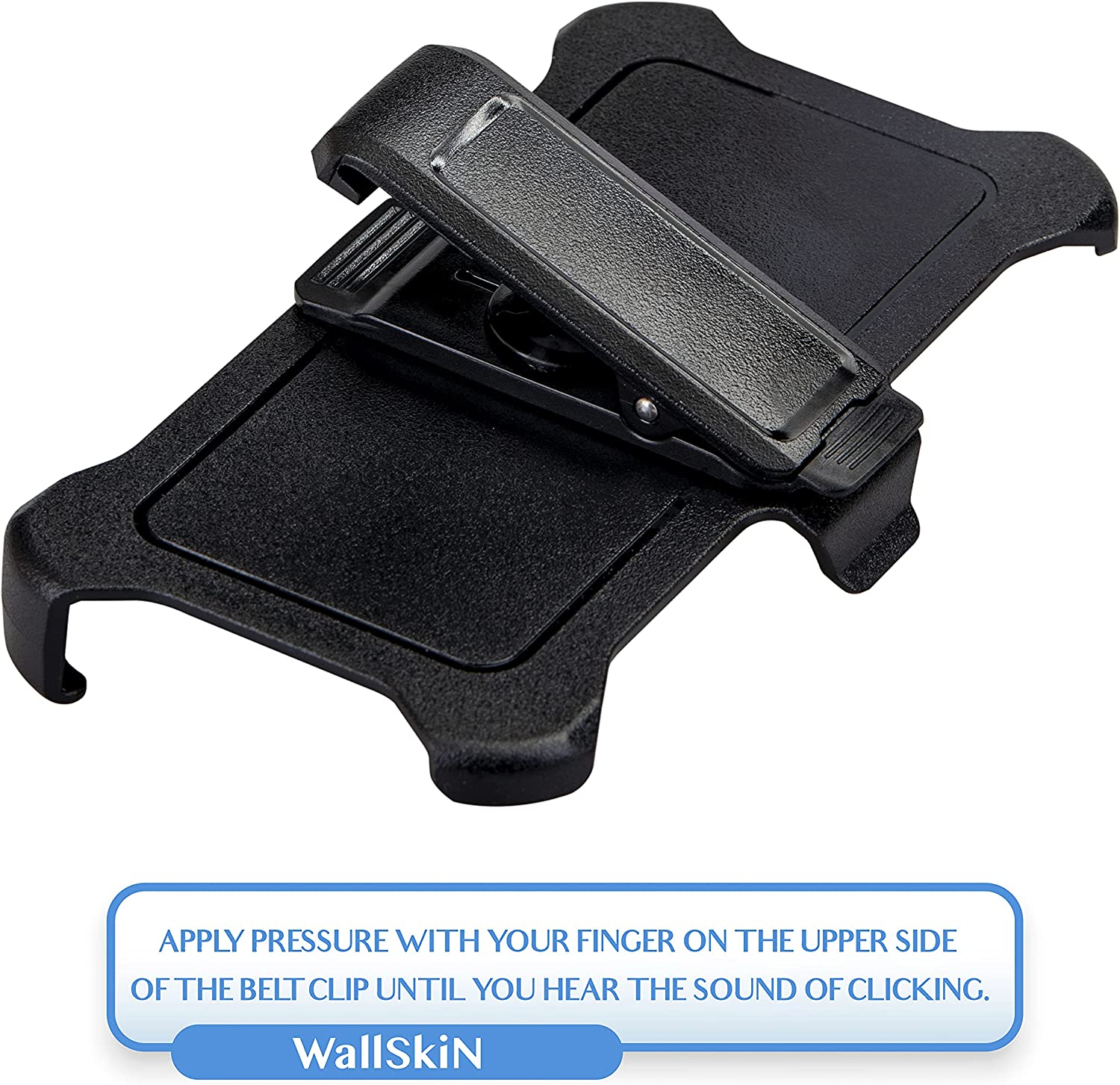 """WallSkiN """"2 PCS"""" Replacement Belt Clip Holster 