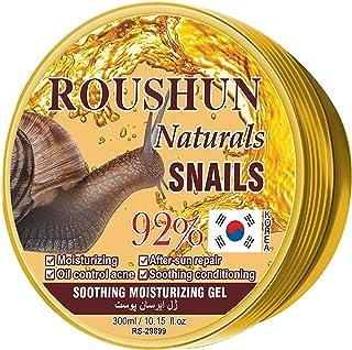 ROUSHUIN Naturals Snails 92% Gel Moisturizing 300Gm