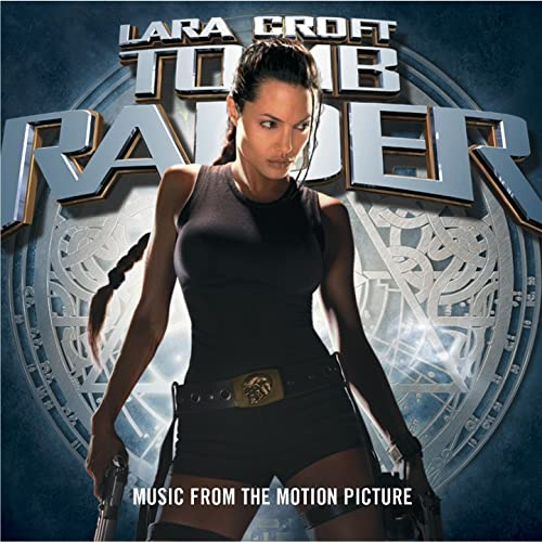 Tomb Raider Music From The Motion Picture By Various Artists On