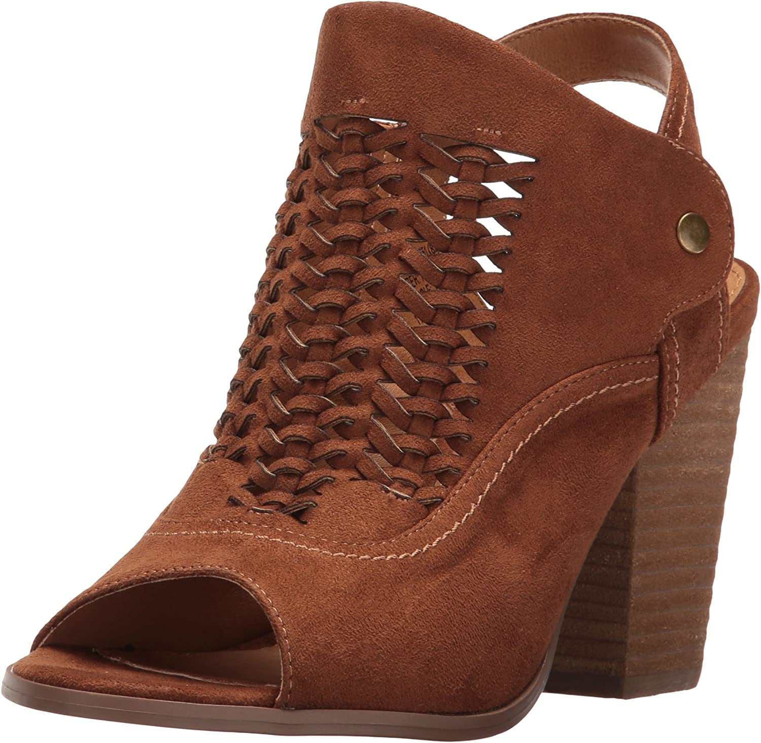 Not Rated Womens One More Time Ankle Bootie