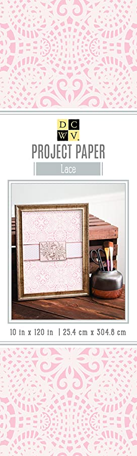 DCWV Project Paper Roll: Lace