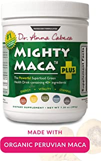 spring valley organic maca powder
