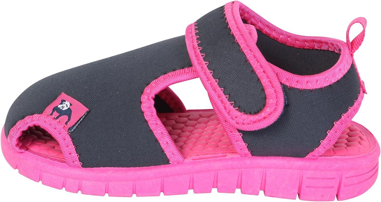 Infant, Toddler Equipment Girls Water Shoes B.U.M