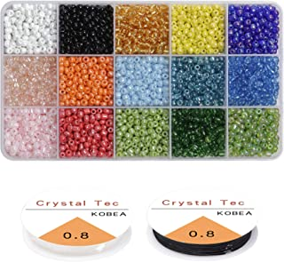 Best round seed beads Reviews