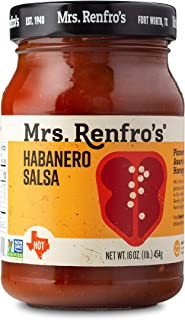mrs renfros ghost pepper salsa