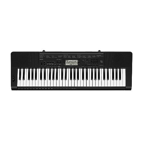 Casio CTK-3500 - Instrumento musical, Teclado estándar con 61 teclas sensibles al tacto