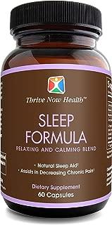 Thrive Now Health Sleep Formula, 60 Capsules