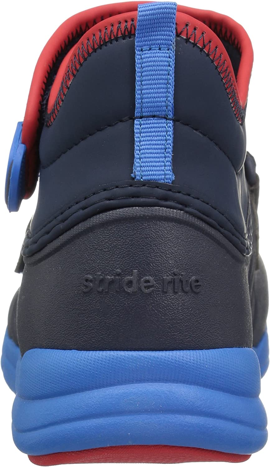 Stride Rite Made2Play Baby Toddler and Little Boys High-Top Phibian Water Shoe