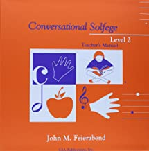 Conversational Solfege: Teacher's manual Level 2