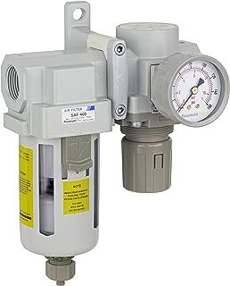 PneumaticPlus SAU420-N06G Compressed Air Filter Regulator Combo 3/4