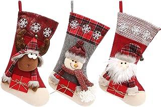 Personalized Canvas Stocking by Mudpie  Holiday Stocking  Christmas Stocking  Hohoho  Falala SALE