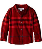 Burberry Kids - Fred with Pockets Long Sleeve (Infant/Toddler)