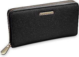 """TRAVANDO ® Geldbörse Damen mit RFID Schutz """"Venice"""" - Geldbeutel groß, Portemonnaie lang, Portmonee, Brieftasche, Damengel..."""
