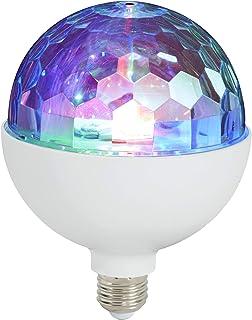 Briloner Ledverlichting, partylamp, partylamp met lichteffect, discolicht, zelfdraaiend, lampen, discolichteffecten, led-l...