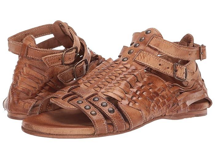 Bed Stu  Claire (Tan Dip-Dye) Womens Sandals