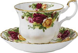 Best royal albert tea cup and saucer Reviews
