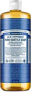 Dr Bronners Liquid Soap Pepermunt