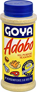 Goya Foods Adobo without Pepper, 28 Ounce