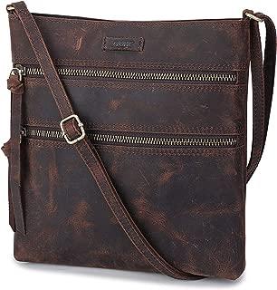 Best vintage brown leather handbags Reviews