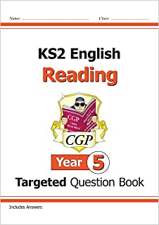 KS2 English Targeted Question Book: Reading - Year 5