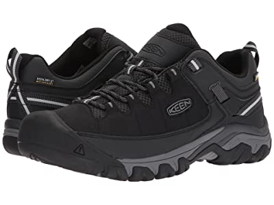 Keen Targhee Exp WP (Black/Steel Grey) Men