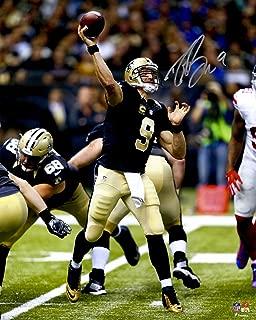 Drew Brees New Orleans Saints Autographed 16