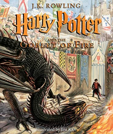 Harry Potter and the Goblet of Fire (Harry Potter Illustrated Editions)