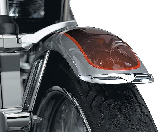 Fatboy front fender protection tôle Pour Harley-Davidson FLSTF 00-17