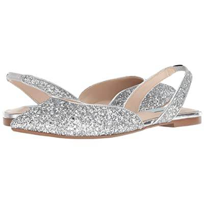 Blue by Betsey Johnson Mimi (Silver Glitter) Women
