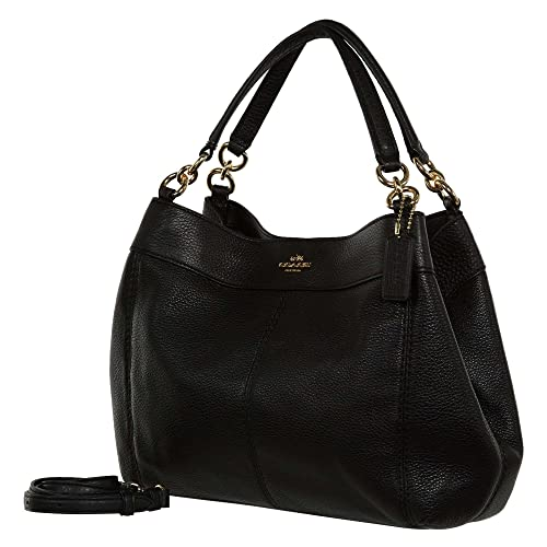 Coach Pebbled Leather Small Lexy Shoulder Bag Handbag 4985ca69d2190