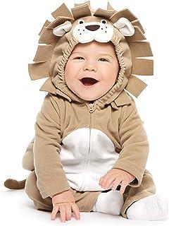 أزياء الهالوين للأطفال من كارترز بأشكال عديدة (3 إلى 6 م، على شكل أسد)