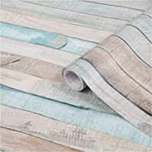 "d-c-fix 346-0644 Decorative Self-Adhesive Film, Beach Wood, 17.71"" x78"" Roll"