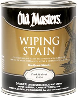 OLD MASTERS 12004 WIP Stain, Dark Walnut