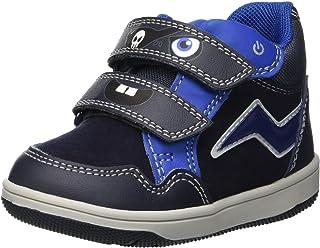 Geox B New Flick Boy C, Zapatillas para Bebés