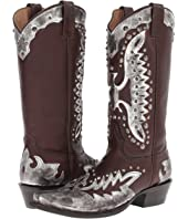 Stetson - Studded Eagle Boot