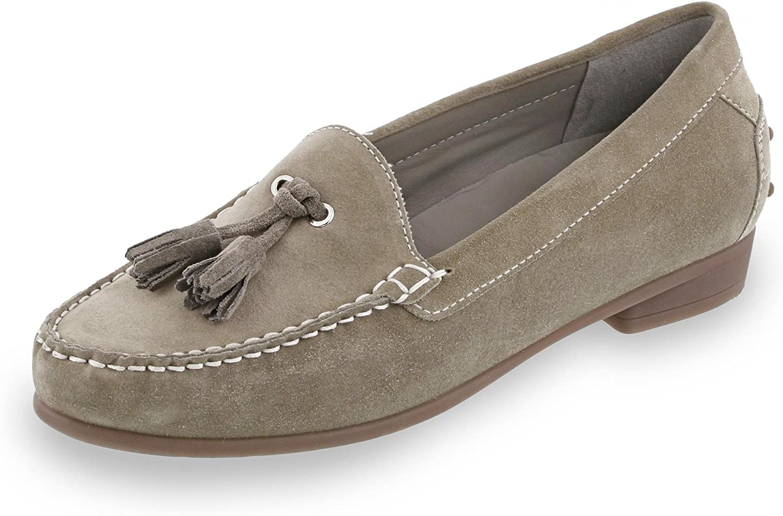 ARA Damen Damen Slipper 12-30763-08 beige 257243  Top-Marken verkaufen günstig