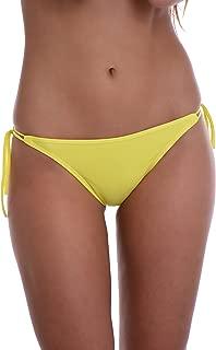 TIARA GALIANO Sexy Women's Bikini Bottom Tanga Thin tie Side - Made in EU Lady Swimwear 101