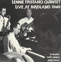 Lennie Tristano Quintet Live at Birdland 1949