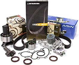 Evergreen TBK240MHWPA Fits 93-95 Toyota Pickup 4Runner 3.0L 3VZE Timing Belt Kit AISIN Water Pump