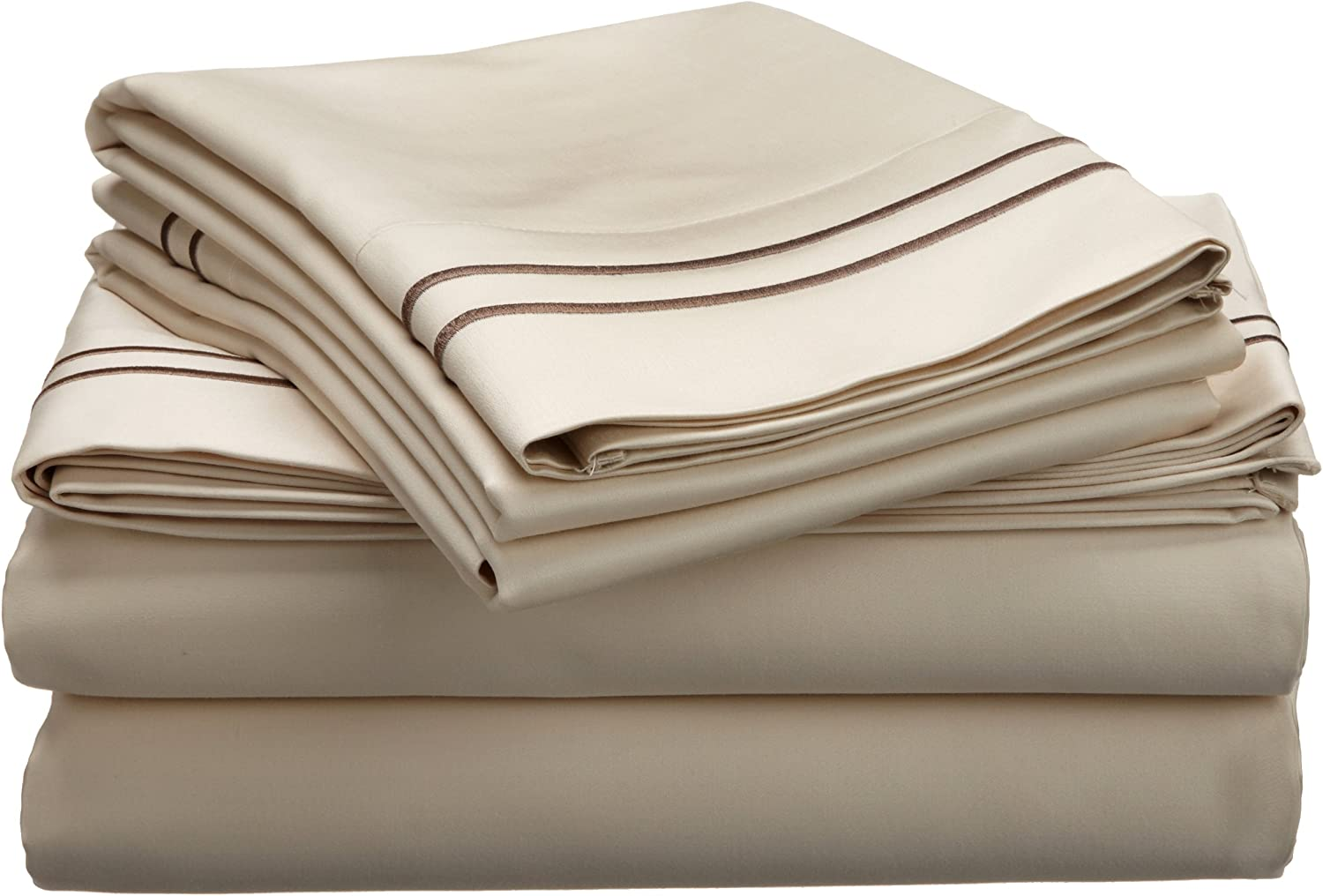 Impressions 1600 Thread Count Cotton Oversize Long-Staple Special price for a limited time Combed Superior