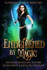 Enlightened by Magic: A Gargoyle Shifter Paranormal Romance (Guardians of Magic Book 2) Kindle Edition