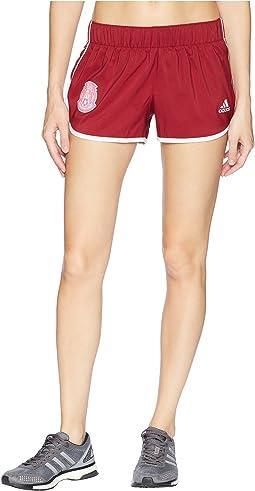 """Mexico M10 3"""" Shorts"""