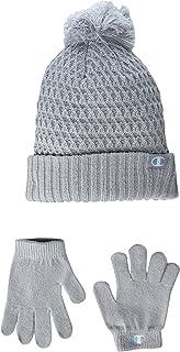 Champion unisex-child Glove & Hat Set Cold Weather Hat