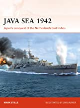 Java Sea 1942: Japan's conquest of the Netherlands East Indies (Campaign Book 344) (English Edition)