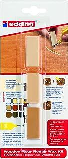 Edding 4-8902-1-4611 8902 DIY - Marcador (Multi) Reparación Suelo de madera Set Haya/arce