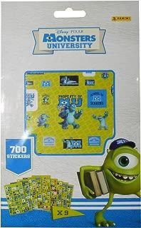 Panini - Juego de Pegatinas Monster University Monstruos, S.A. (700030-9-001B)