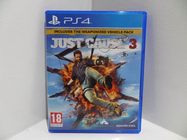 Just Cause 3 PS-4 UK multi [Importación inglesa]: Amazon.es: Videojuegos