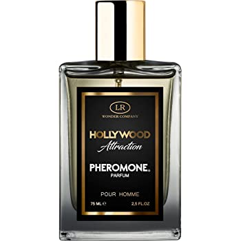 Hollywood Attraction Homme Mini, profumo ai feromoni uomo