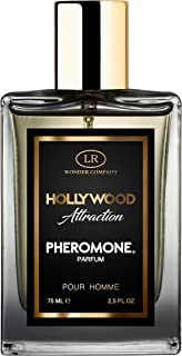 Hollywood Attraction Homme, perfume con feromonas para atraer a las mujeres
