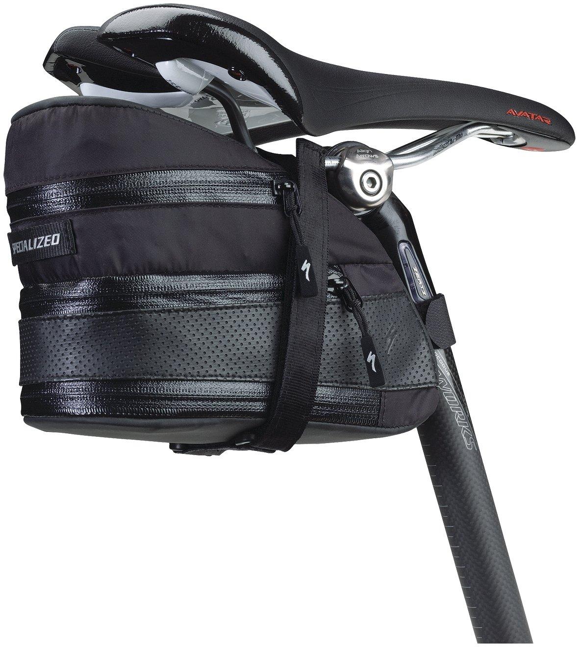 SPECIALIZED - Bolsa para sillín de bicicletas, color negro: Amazon.es: Deportes y aire libre